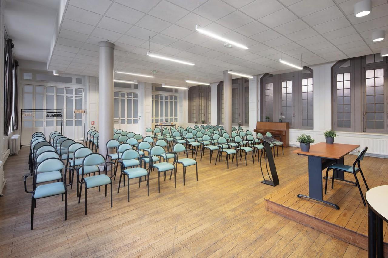 Lyon training rooms Historic venue Salle Conférence image 0
