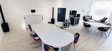 Hannover  Meeting room Workshopwerk® -  The Academy for more practical knowledge image 0