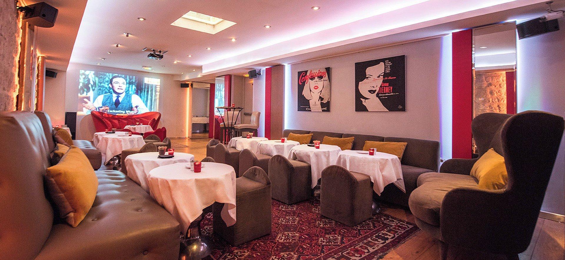 Paris corporate event venues Party room Le Patio - Le Salon Lounge image 0