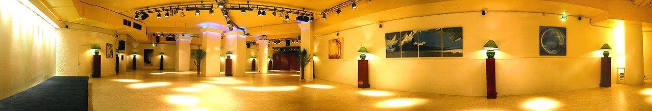 Paris corporate event venues Salle de réception Forum de Grenelle image 0