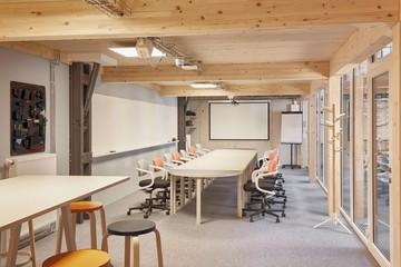 Freiburg im Breisgau training rooms Meeting room Popup Teamspace image 0