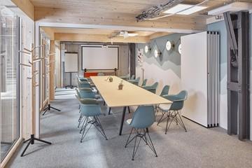 Freiburg im Breisgau workshop spaces Meetingraum Play 1 + 2 image 0