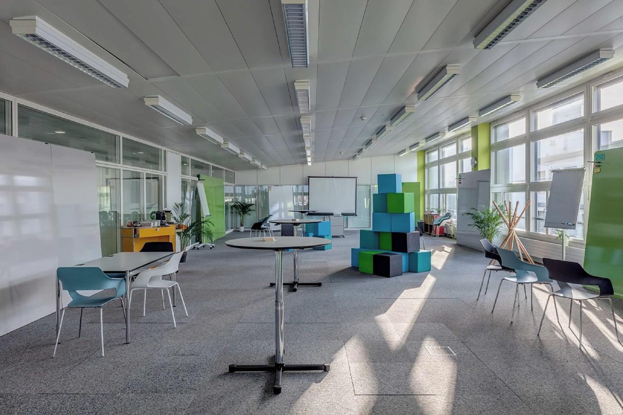 Zurich Schulungsräume Meeting room memox X Space image 1