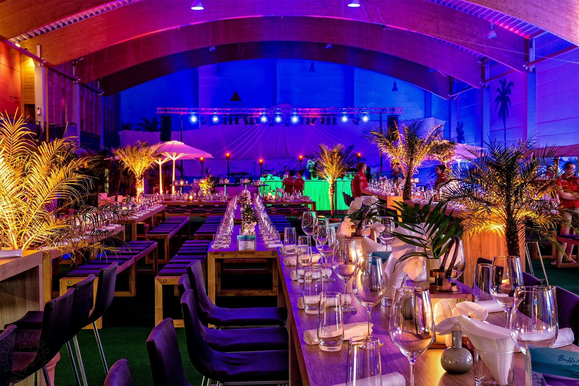 Berlin corporate event venues Partyraum Beach Berlin - Indoor BeachCenter image 0