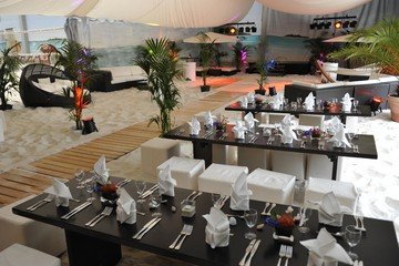 Berlin corporate event venues Party room Beach Berlin - Indoor BeachCenter image 11