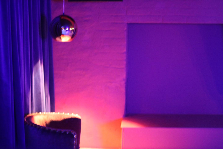 Copenhague corporate event venues Salle de réception Blue Velvet image 11
