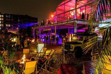 Berlin corporate event venues Bar BeachBar Mitte image 0