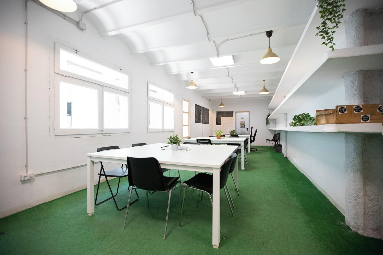 Barcelona training rooms Coworking space Depot Lab Gracia | Co-working & Event space image 5