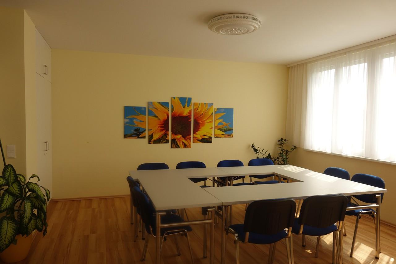Vienna Schulungsräume Salle de réunion Sonnenblume image 4
