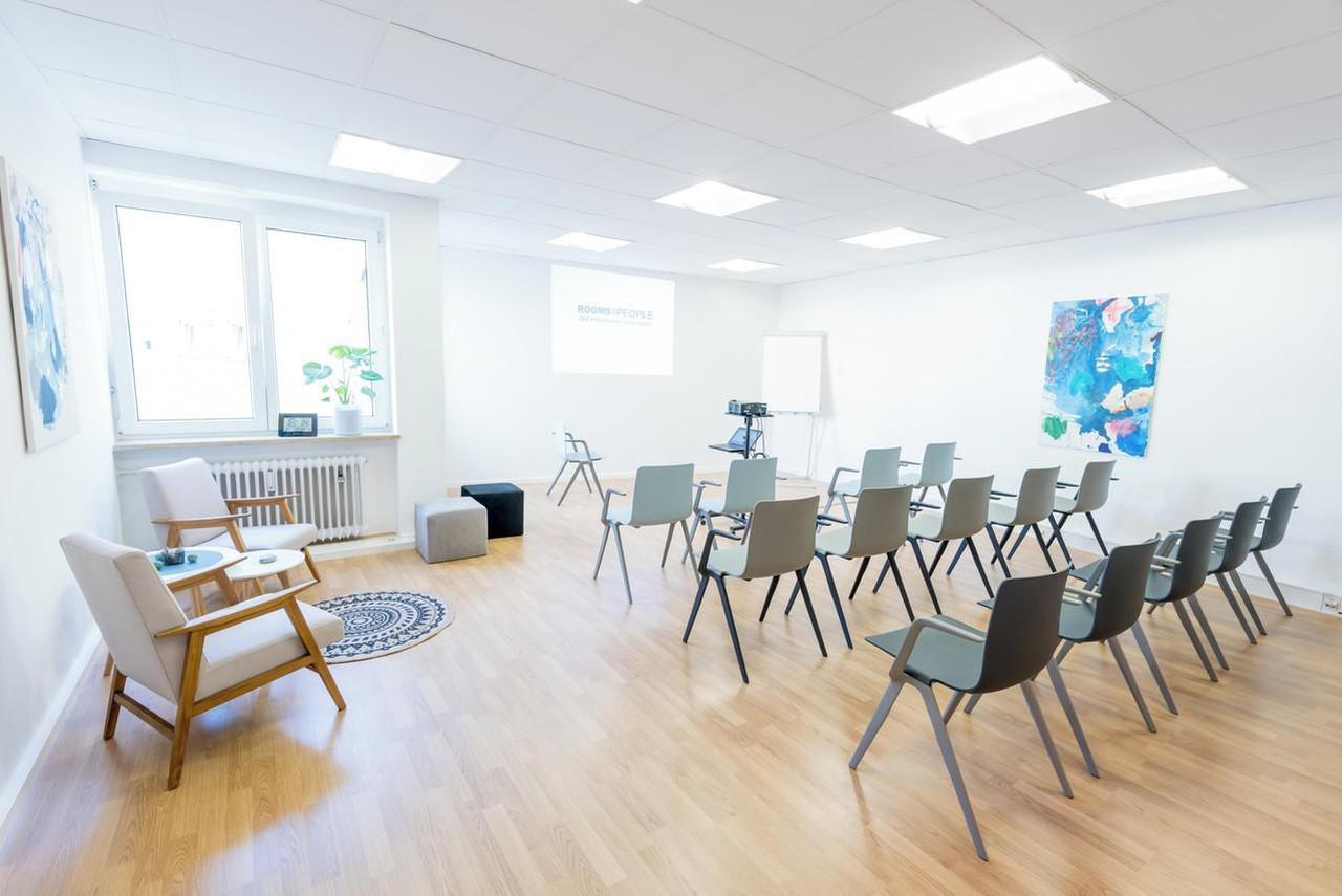 München training rooms Vergaderruimte Workshop room Isar image 0