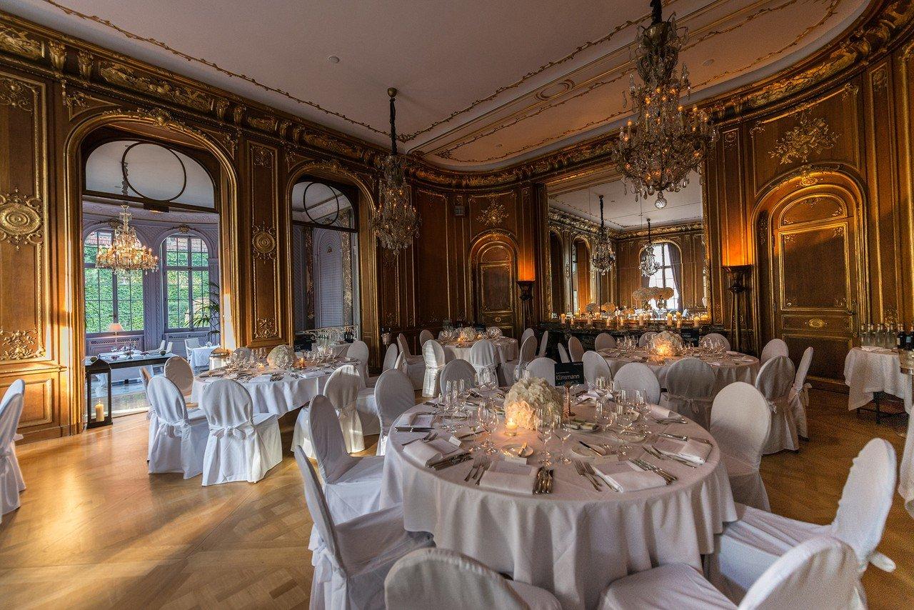Berlin corporate event venues Restaurant Restaurant Vivaldi and Alter Wintergarten - SCHLOSSHOTEL IM GRUNEWALD image 0