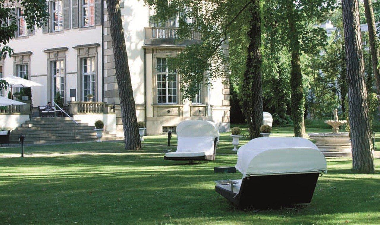 Berlin workshop spaces Hof Garden - SCHLOSSHOTEL IM GRUNEWALD image 0