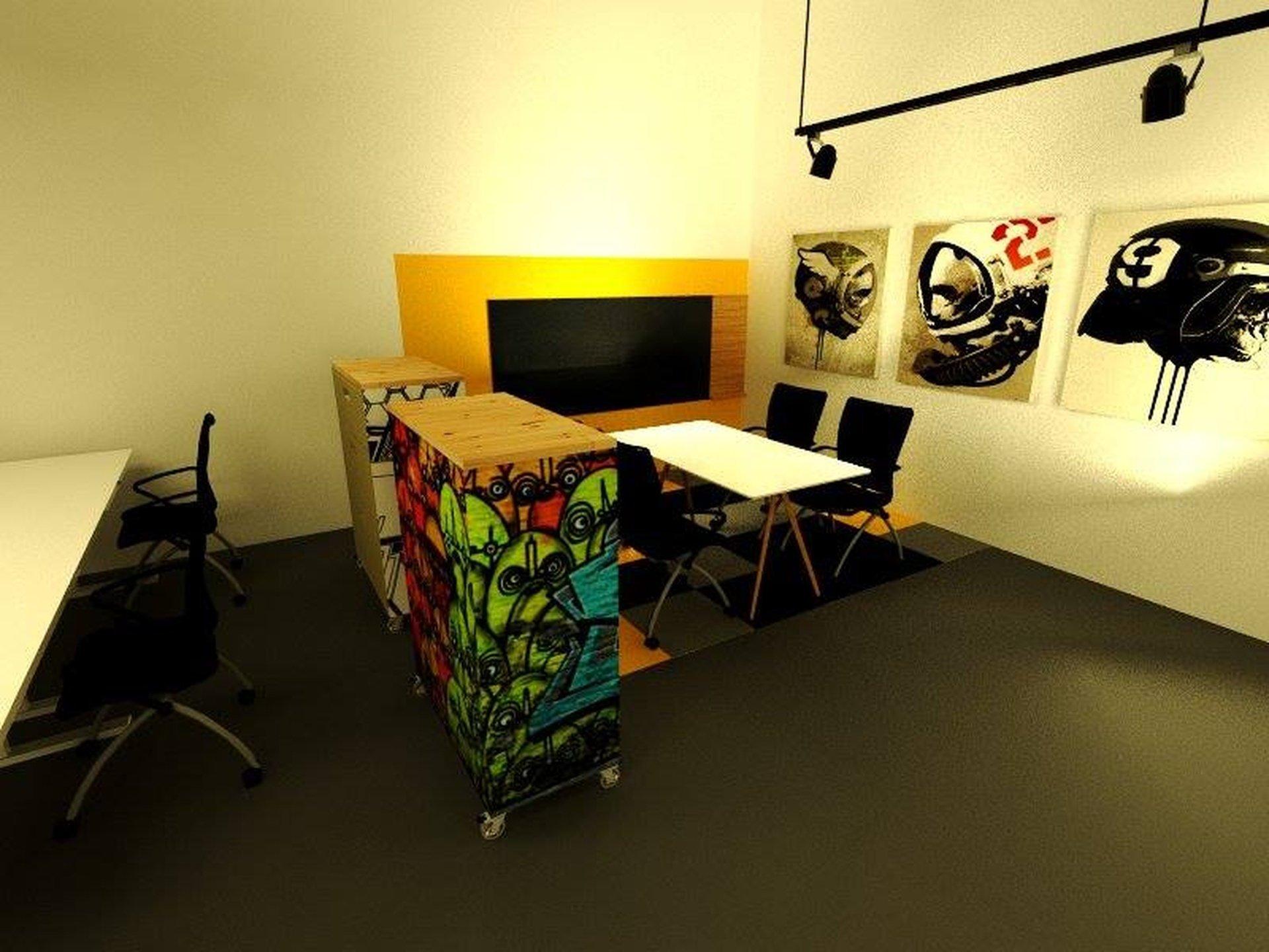 Rest der Welt conference rooms Meetingraum Mettle Works image 0