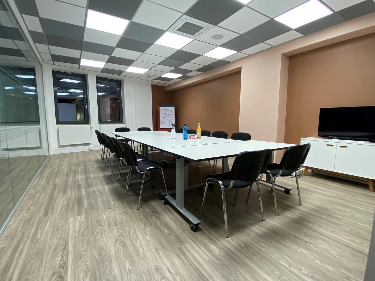 """Frankfurt am Main training rooms Meetingraum Konferenzraum """"Bornheim"""" image 4"""