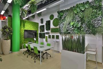 Hannover Schulungsräume Meetingraum Das Grüne Büro image 3