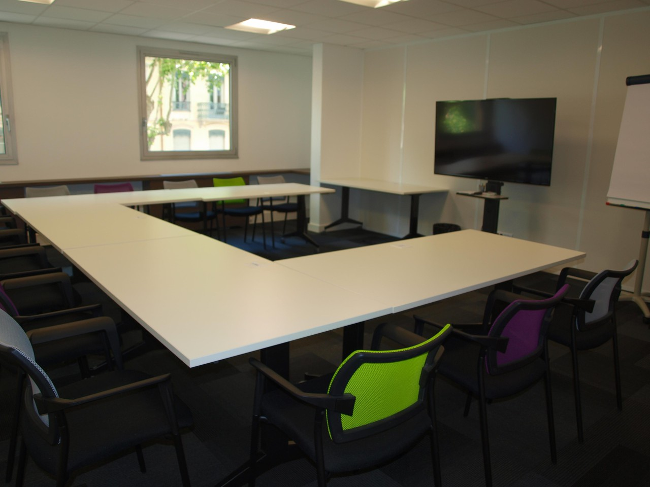 Lyon Salles de formation  Meeting room Crimson Room image 1