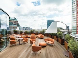 London corporate event spaces Terrace Outdoor Terrace image 0