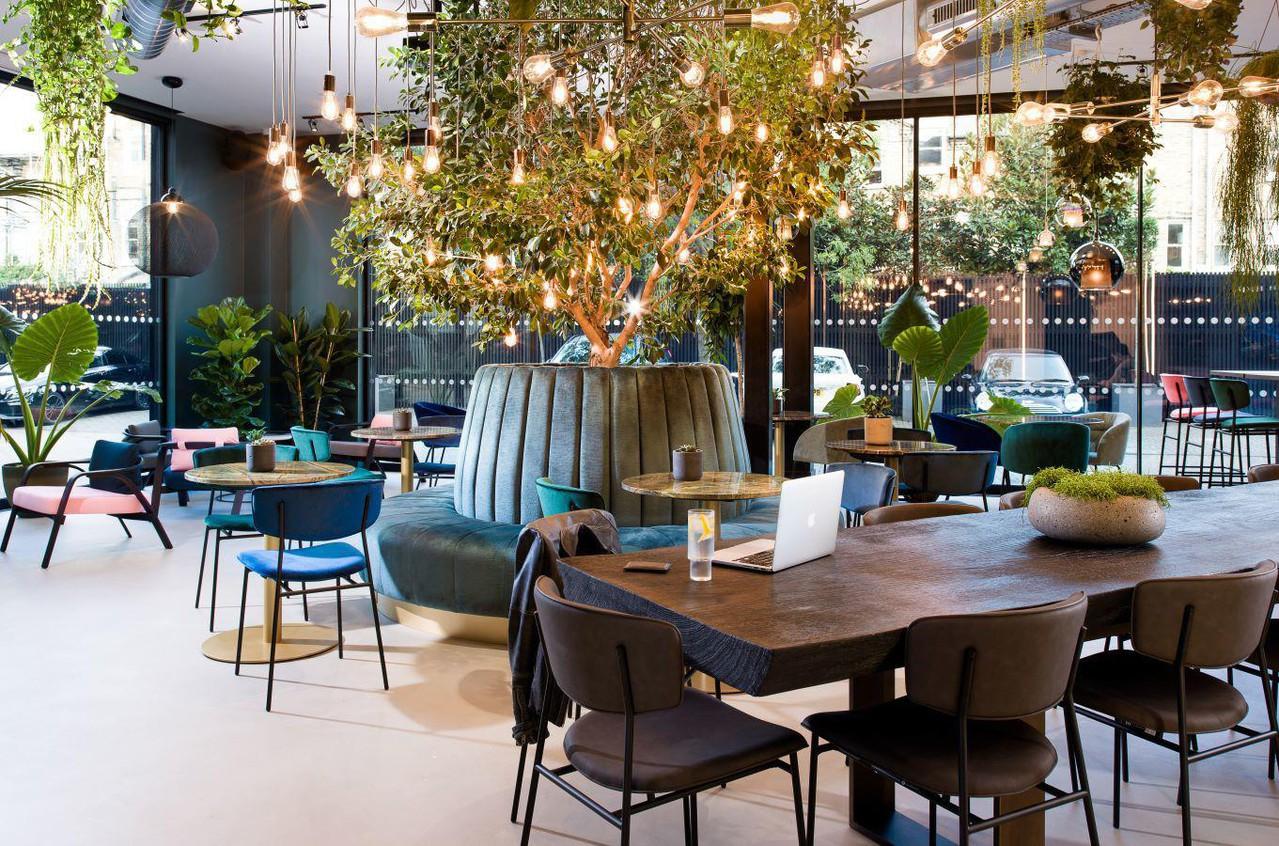 London corporate event spaces Cafe Café Lounge image 0