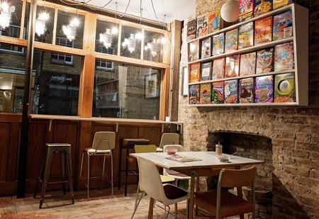 Londres workshop spaces Café Cereal Killer Cafe image 11