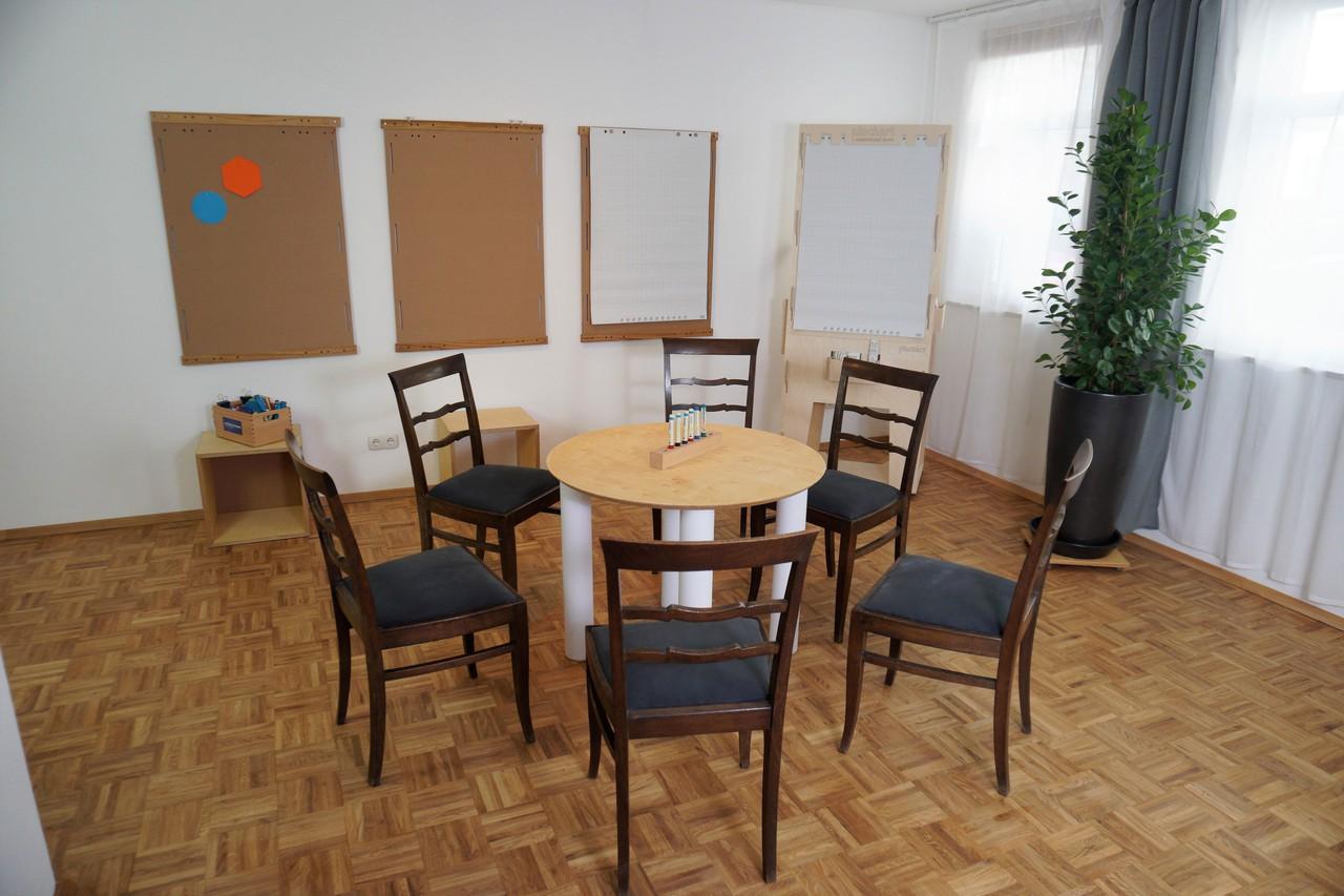 Leipzig training rooms Salle de réunion Bio-Meetingroom image 0