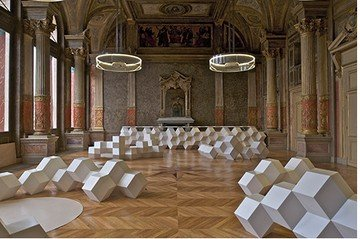 Paris corporate event venues Party room La gaîte lyrique - Historical foyer image 0