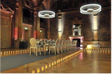 Paris corporate event venues Salle de réception La gaîte lyrique - Historical foyer image 11
