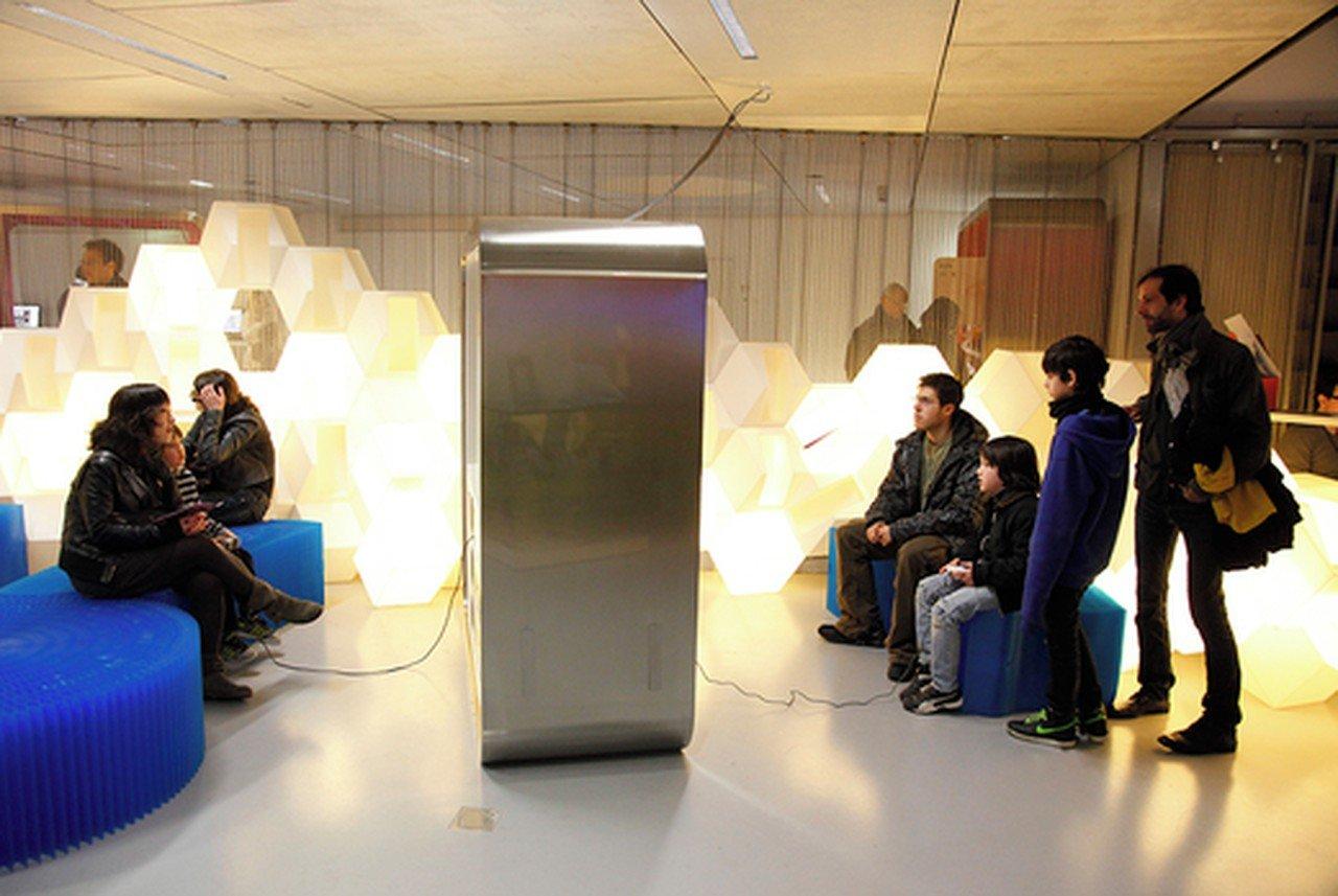 Paris corporate event venues Besonders La gaîte lyrique - Video Game Space image 0