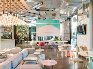 London training rooms Cafe Cafe Lounge image 0