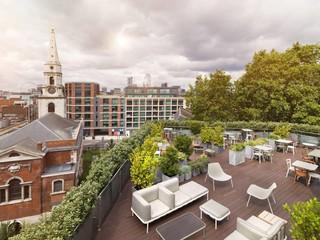 London corporate event spaces Terrace Roof Terrace image 0