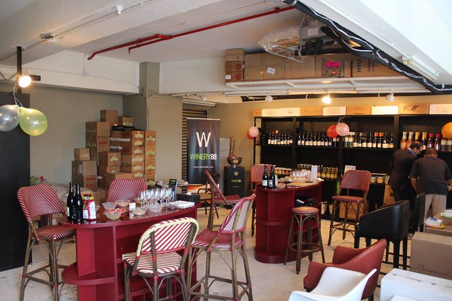 Hong Kong corporate event venues Party room Warehouse by Winery88 image 0