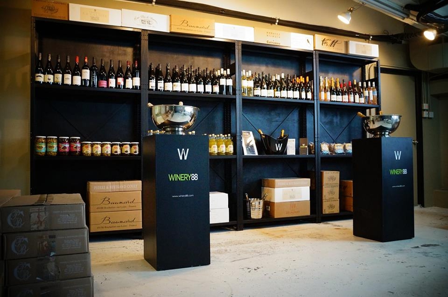 Hong Kong corporate event venues Party room Warehouse by Winery88 image 11