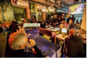 Paris corporate event venues Restaurant La gaîte lyrique - Media Platform image 11
