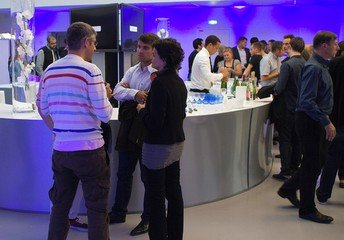 Paris corporate event venues Partyraum La gaîte lyrique - Montmartre space image 11
