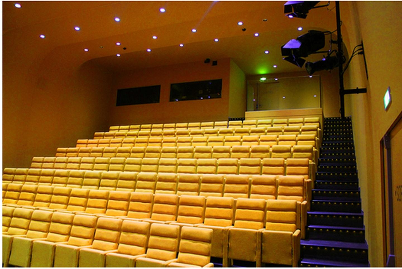 Paris corporate event venues Party room La gaîte lyrique - Auditorium image 11