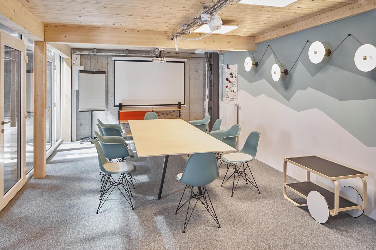 Freiburg im Breisgau workshop spaces Meeting room Play 2 image 0