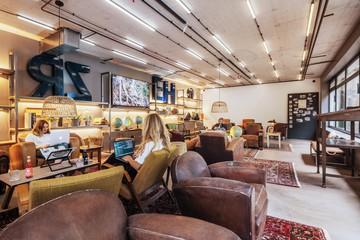 Rest van de wereld training rooms Bijzondere locatie Mountain Lounge image 8