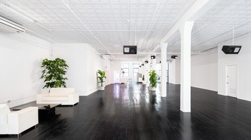 NYC training rooms Meeting room Double exposure 5,500 sq. ft. loft image 0