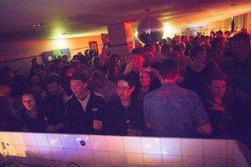 Kopenhagen corporate event venues Bar Harvey image 11