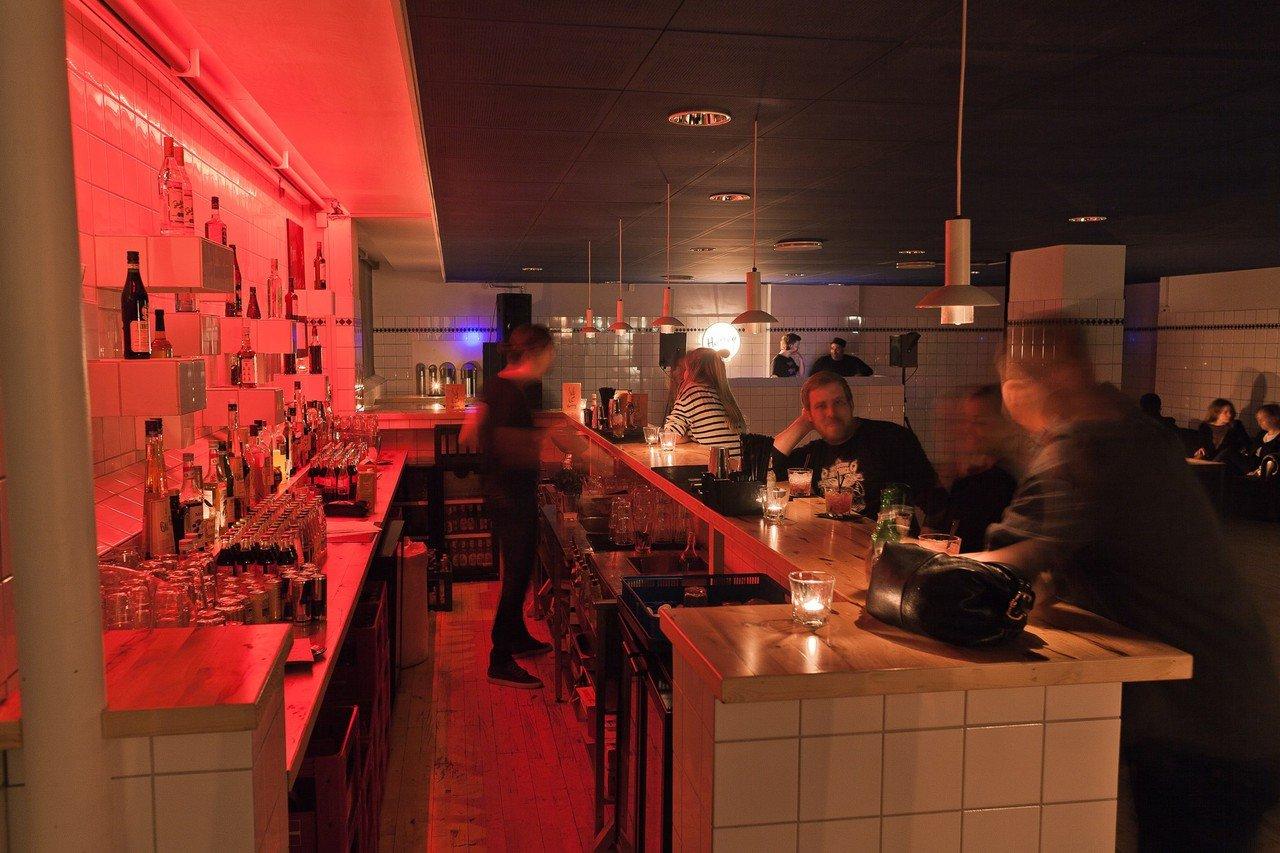 Kopenhagen corporate event venues Bar Harvey image 0
