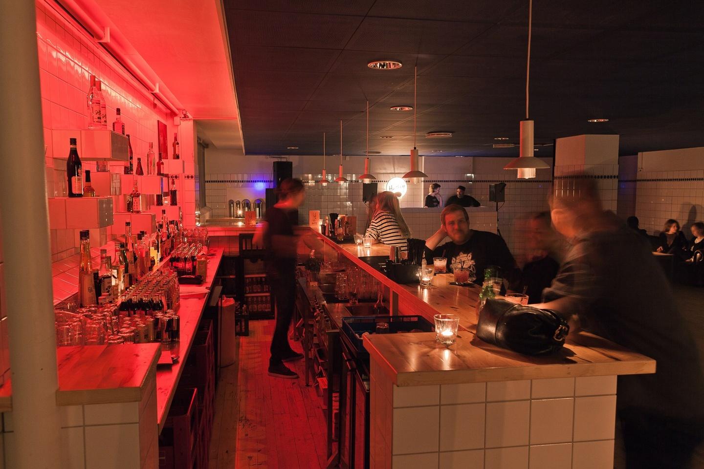 Copenhagen corporate event venues Bar Harvey image 0