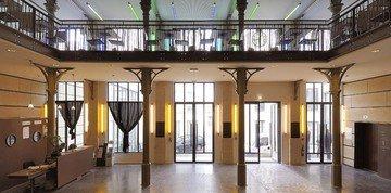 Paris corporate event venues Partyraum La maison des métallos - Mezzanine image 0