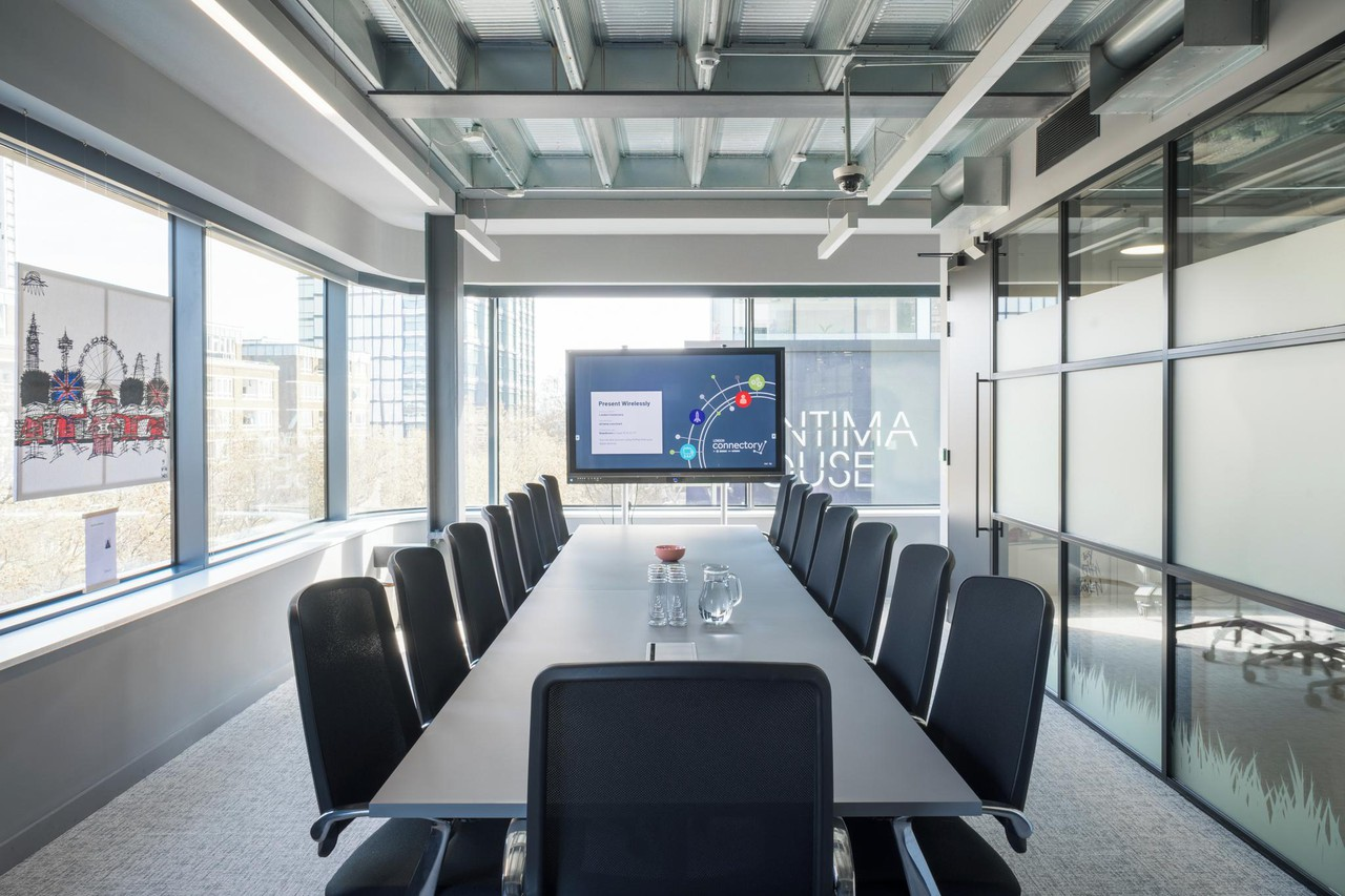 London training rooms Meeting room Don't Be Boardroom meeting room image 0