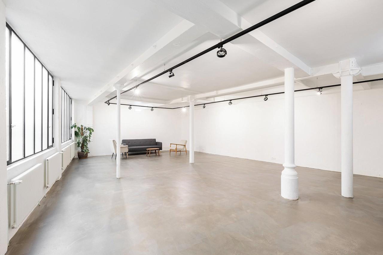 Paris training rooms Industriegebäude TEMPLE image 0