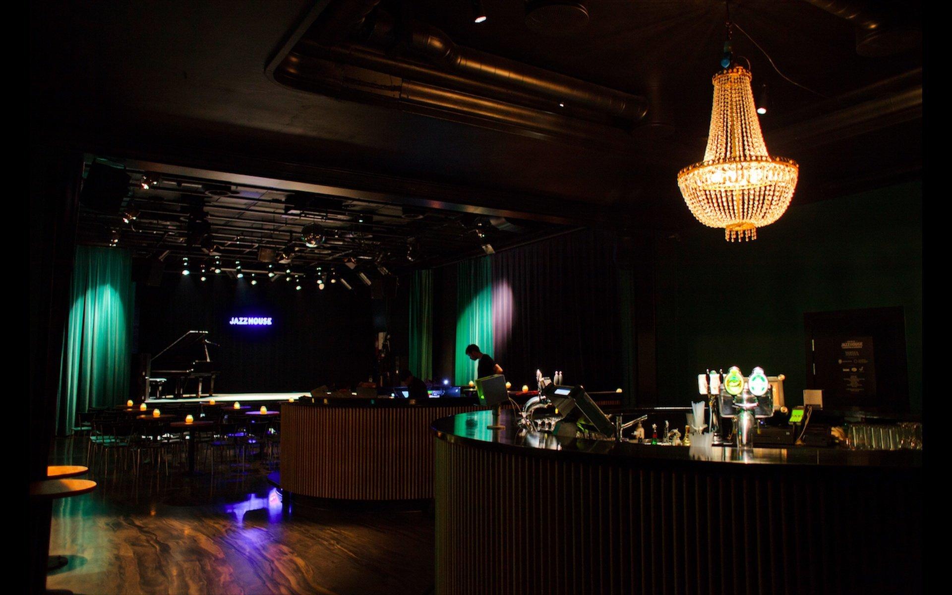 Kopenhagen corporate event venues Bar Jazzhouse image 0