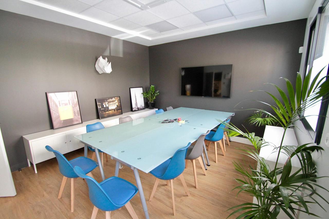 Bordeaux Salles de formation  Meetingraum BigFive | Digital Place To Work image 0