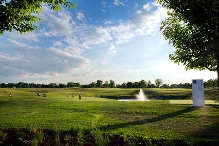 Munich corporate event venues Lieu Atypique OPEN.9 Golf Eichenried image 18