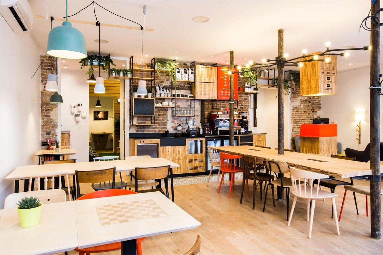 Paris corporate event venues Café ACafé République image 5