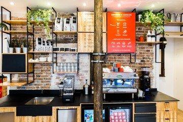 Paris corporate event venues Café ACafé République image 8
