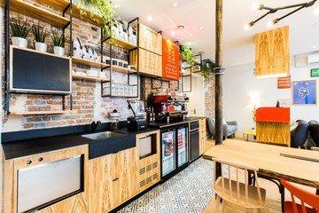 Paris corporate event venues Café ACafé République image 7