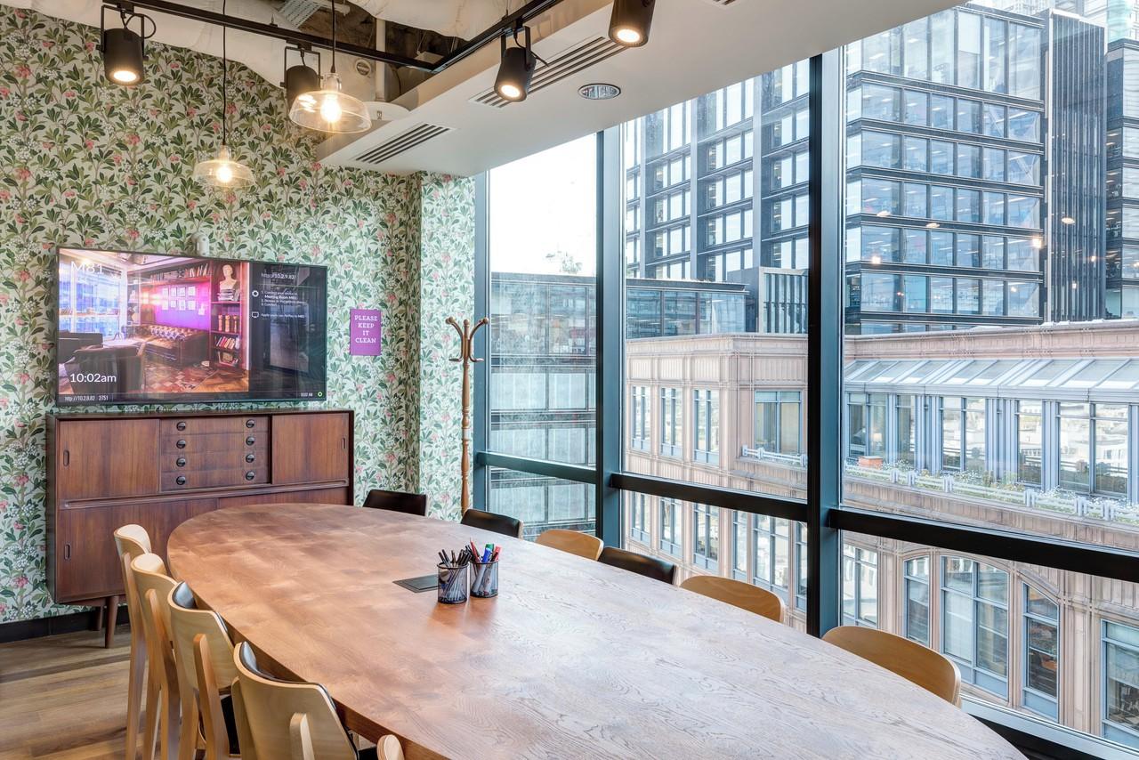 Londres training rooms Salle de réunion Mindspace Shoreditch image 1